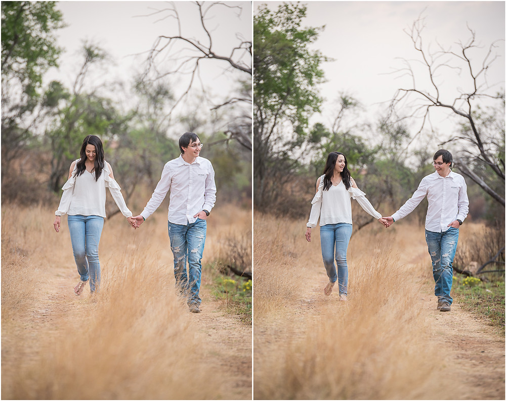 couple shoot in Krugersdorp