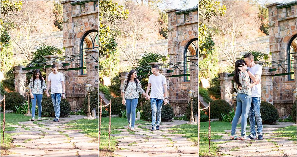 engagement shoot in johannesburg