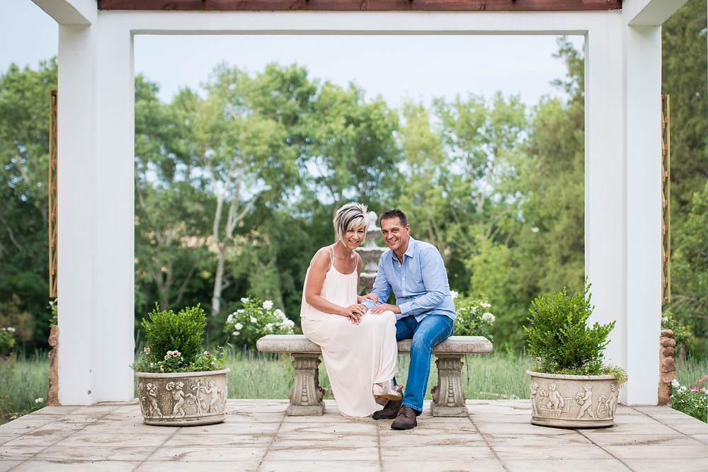 Engagement shoot locations