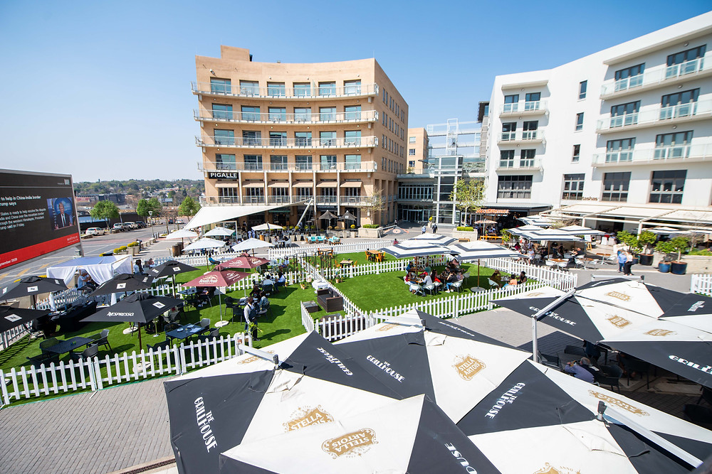 Melrose Arch events photos