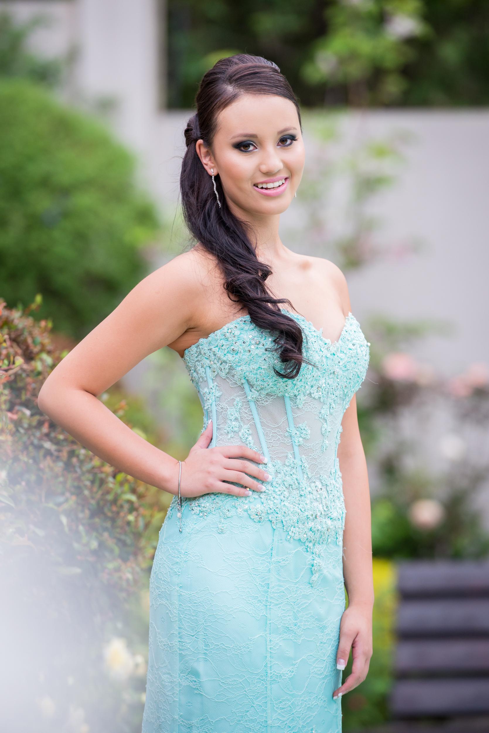 Limay blue dress