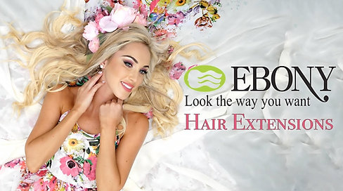 Ebony Hair Extensions