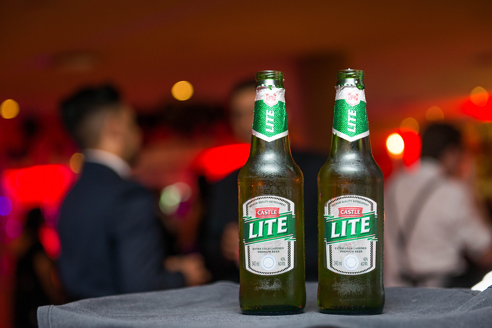Castle Lite at The Wanderers Club
