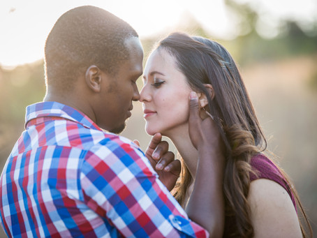 Jade and Diliza's Engagement Shoot | Walter Sisulu Botanical Gardens