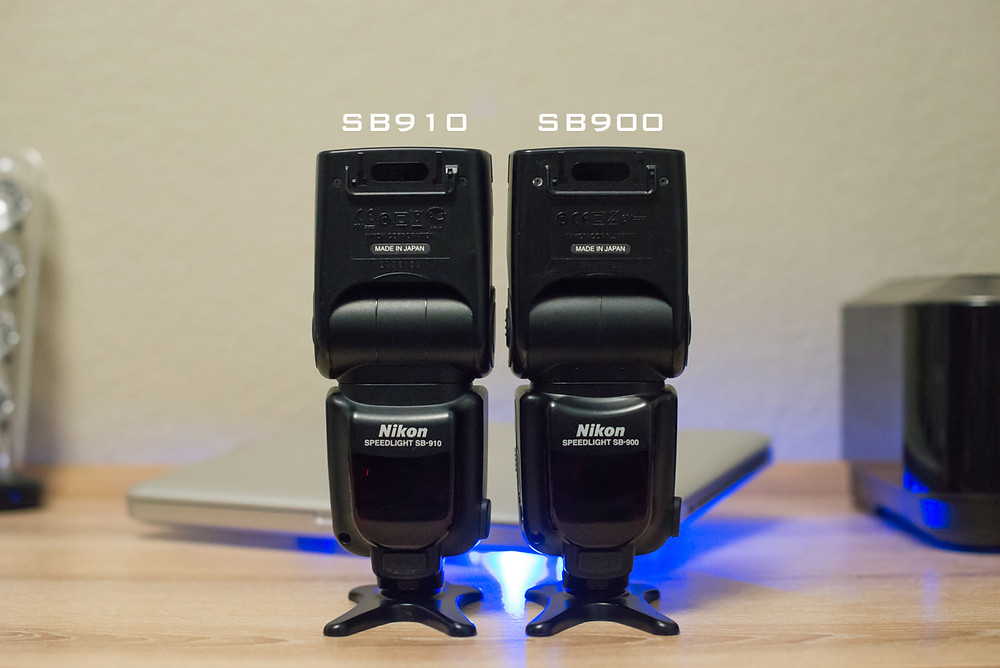SB900 vs SB910
