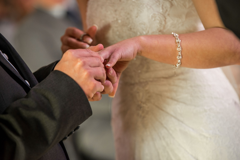 exchanging the ring