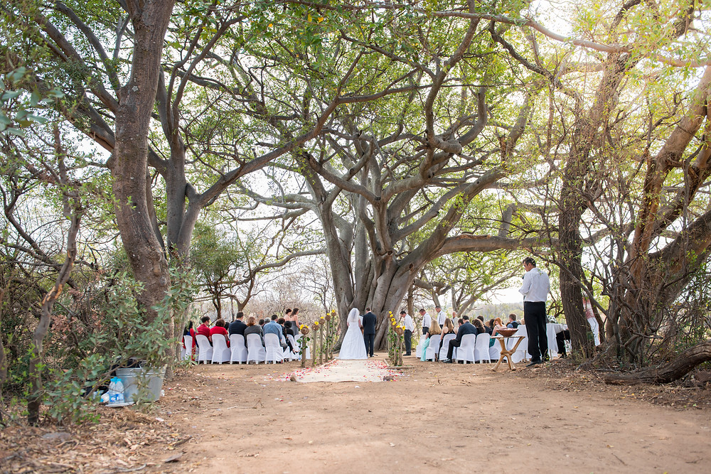 Kuthaba Bush Lodge Ceremony