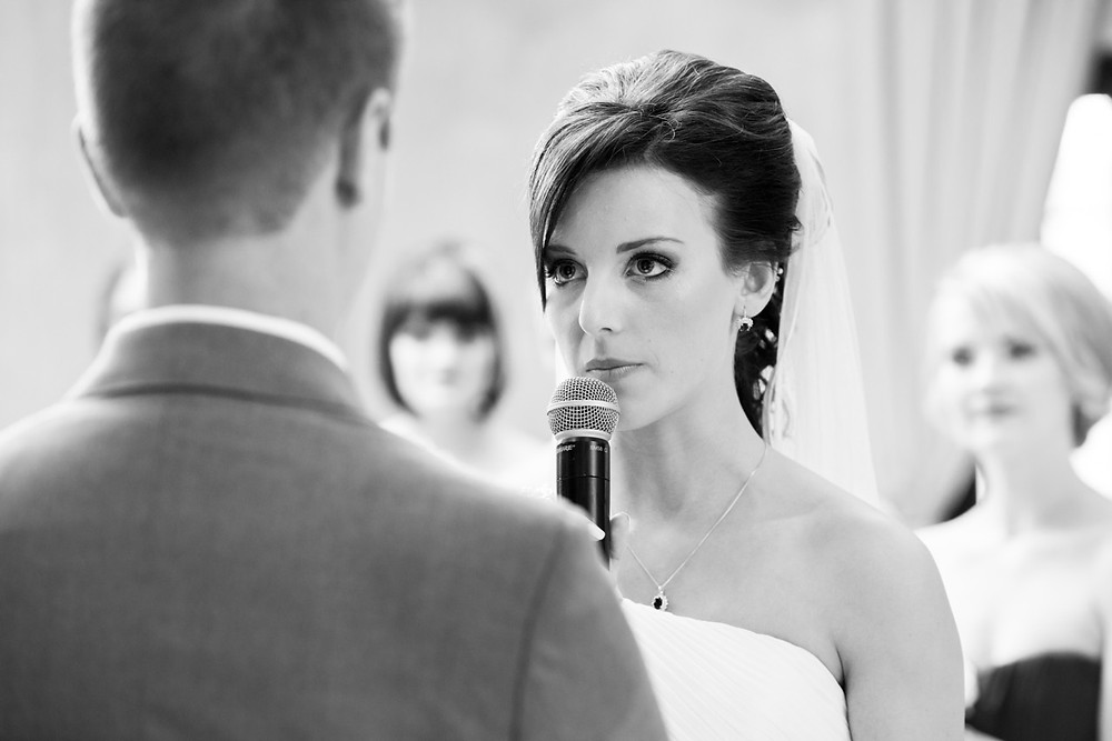 Wedding Vows Bride