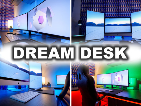 Our Dream Office Space!