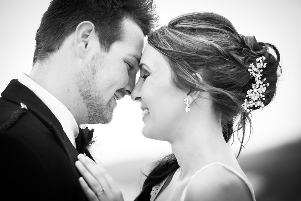 intimate wedding photography