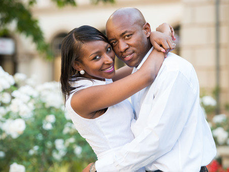 Kabelo and Mzwandile's Engagement Shoot