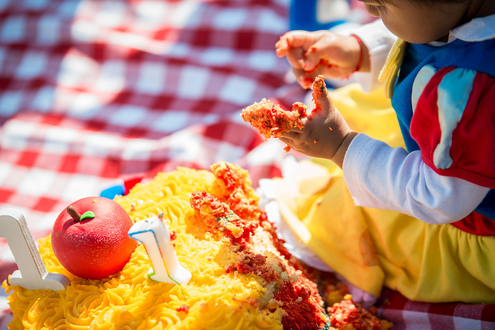 Snow White Theme Smash the Cake