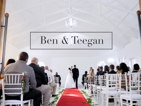 Ben and Teegan's Wedding | Ukuphupha in Port Elizabeth