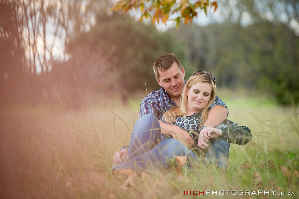 Delta Park engagement photo shoot