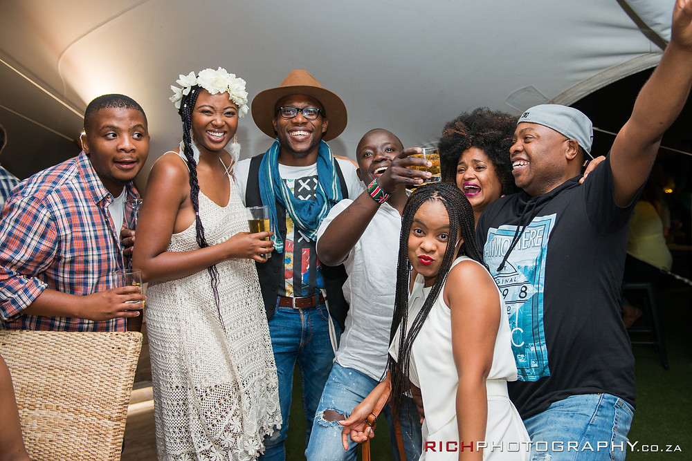 event photographers in Johannesburg