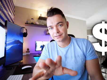 How much money do South African YouTubers make?