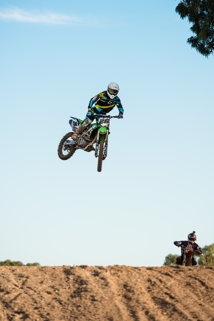 Styled Motocross photography