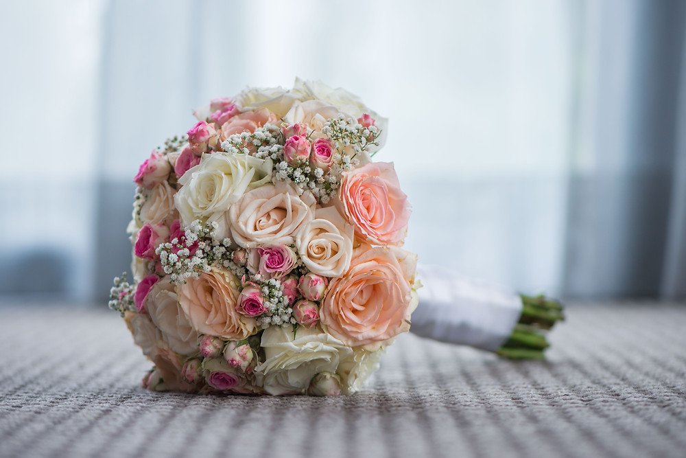 the perfect wedding bouquet
