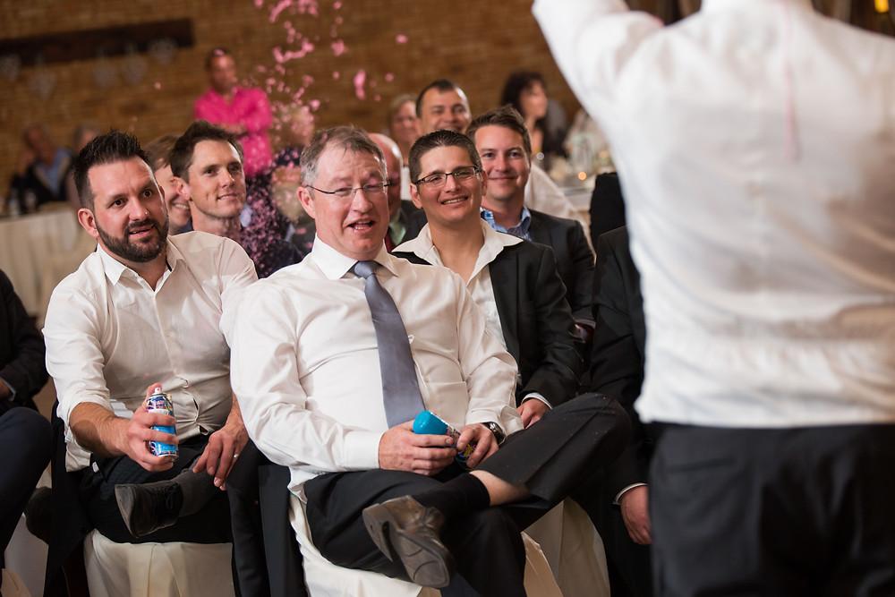 wedding speech moments