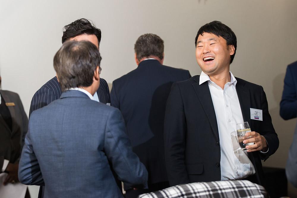 Corporate event photos