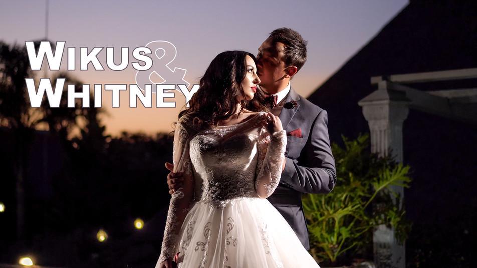 Wikus and Whitneys Wedding Video