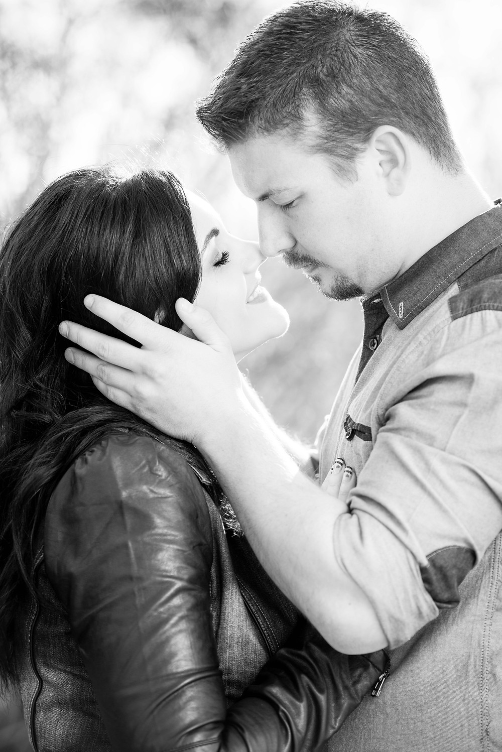 Engagement shoot in Pretoria