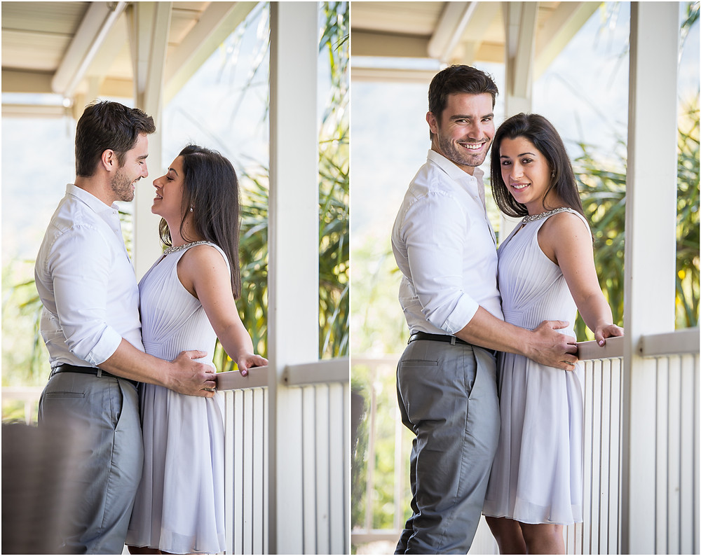 couple photos at green leaves country hotel
