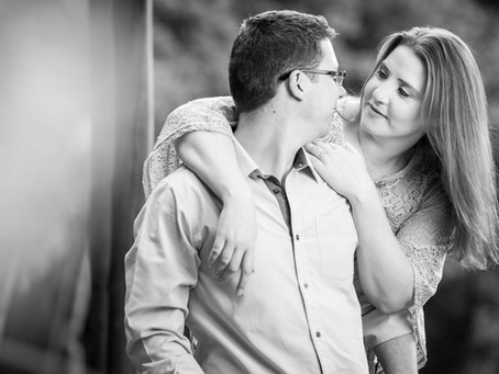 Nick and Jacelda's Pre-Wedding Shoot | Johannesburg