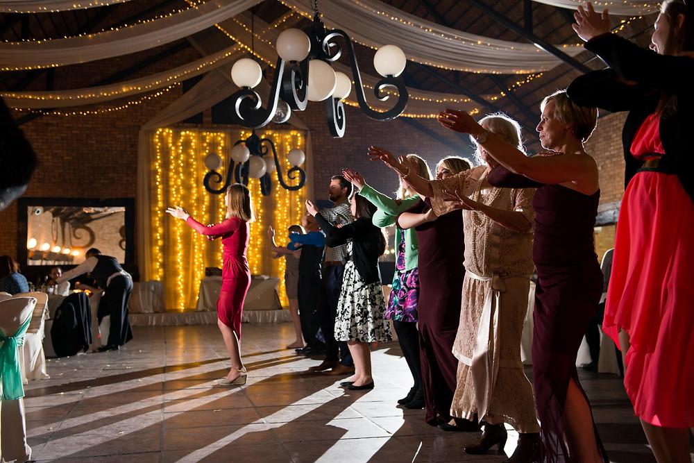 wedding music the macarena