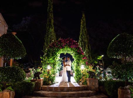 Kamo and Sne's Beautiful Shepstone Gardens Wedding