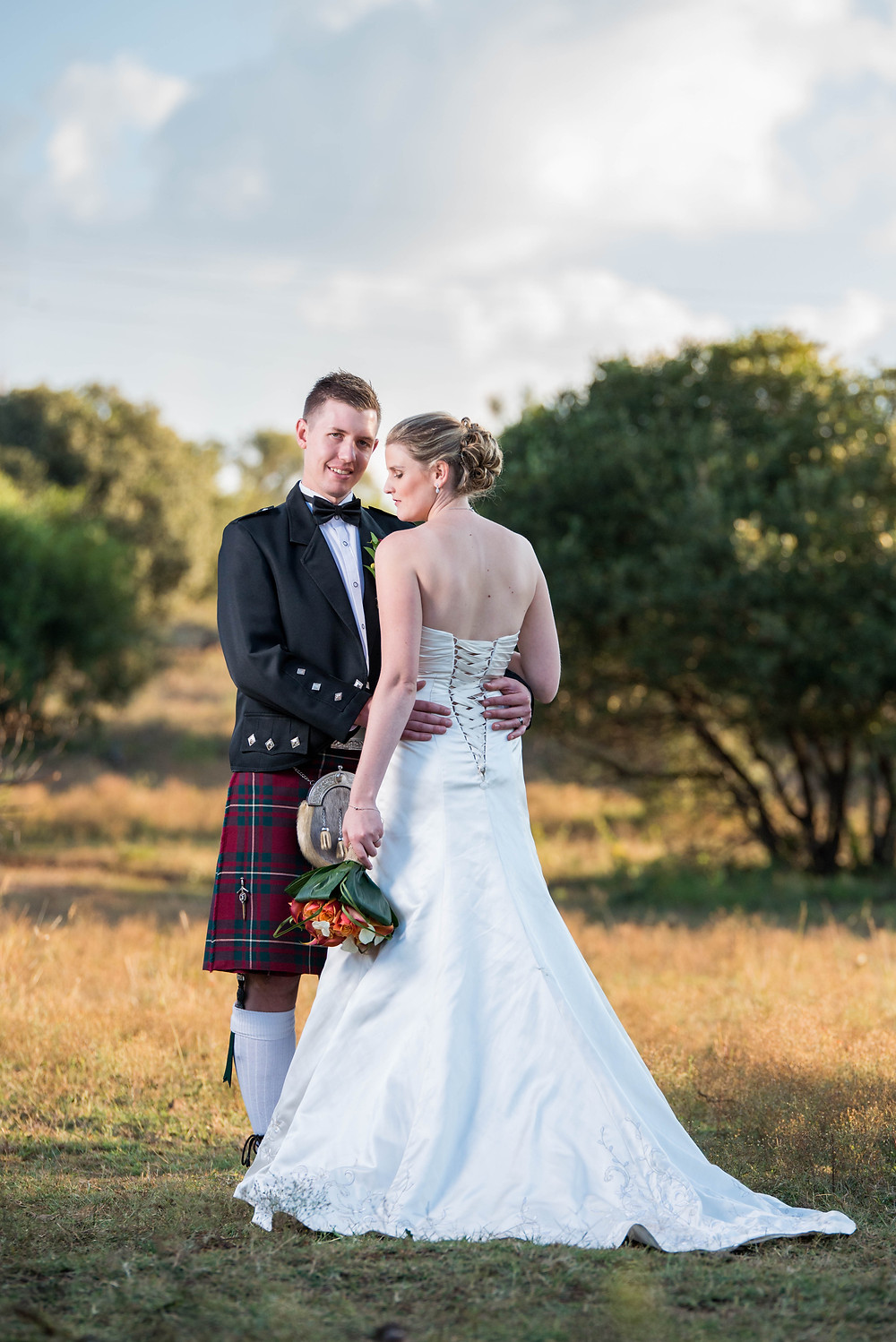 elegant wedding photography in Johannesburg