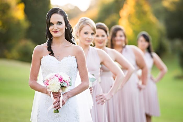wedding photographers in Johannesbu