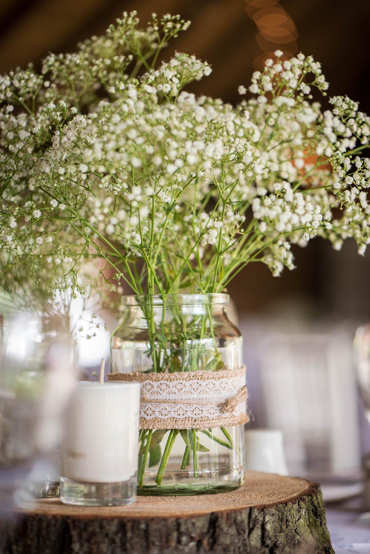 table decor flowers