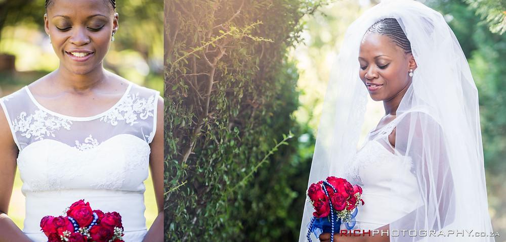 gorgeous bridal wedding photography