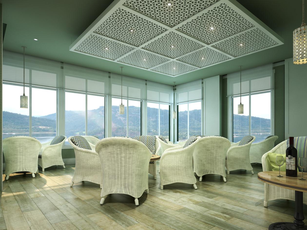 Solarium Social Lounge