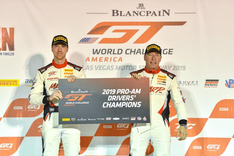 アキュラ NSX GT3のカスタマーチームであるレーサーズ・エッジがGTワールド・チャレンジ・アメリカ参戦継続。