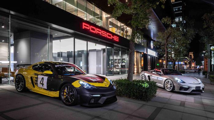 """台湾に""""ポルシェスタジオ桃園""""がオープン。ポルシェの新しいコンセプトのショールームはアジアでも増える。"""