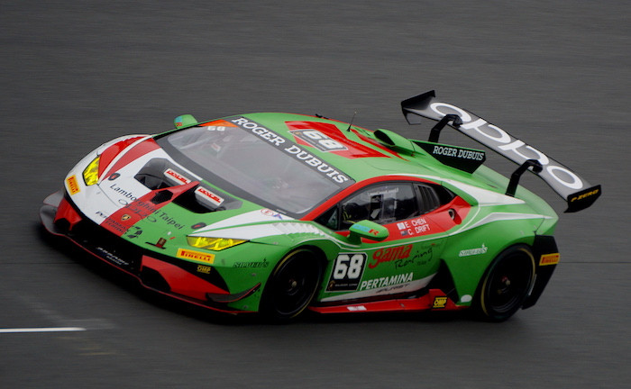Gama Racing ランボルギーニ・台湾