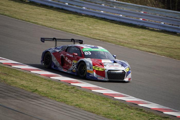X Works Racingがスーパー耐久で走らせるAudi R8 LMS