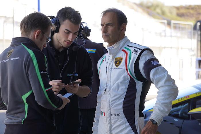 エマニュエル・ピロ&アントニオ・カイローリのランボルギーニ・スーパートロフェオ・ワールドファイナル2019