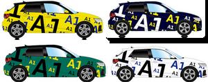 アウディ:新型Audi A1 Sportback日本導入記念イベントを渋谷で開催