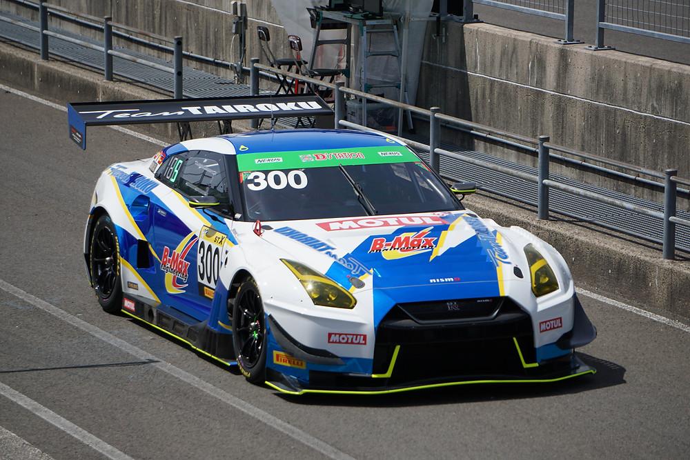 TAIROKU RACING GT-R GT3 (山口大陸、ハリソン・ニューウェイ、ニコラス・コスタ、高木真一)