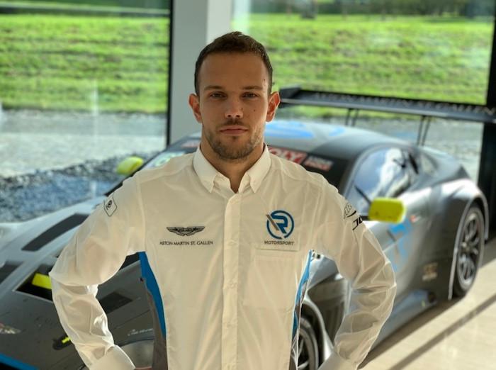 トム・ブロンクヴィスト、Rモータースポーツ加入。GTワールドチャレンジ・ヨーロッパへ参戦。