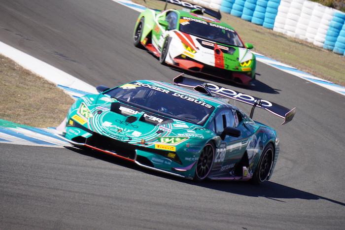 ランボルギーニ・スーパートロフェオ・アジア それぞれの最終戦③ チーム和歌山 Hojust RacingのRace2