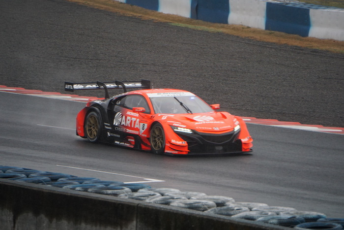 ARTA NSX-GT SUPERGT 2019 岡山国際サーキット