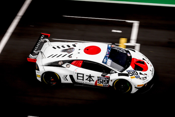 チーム日本はパンクに泣く10位。FIA Motorsport Games 2019 GT Cup Race1