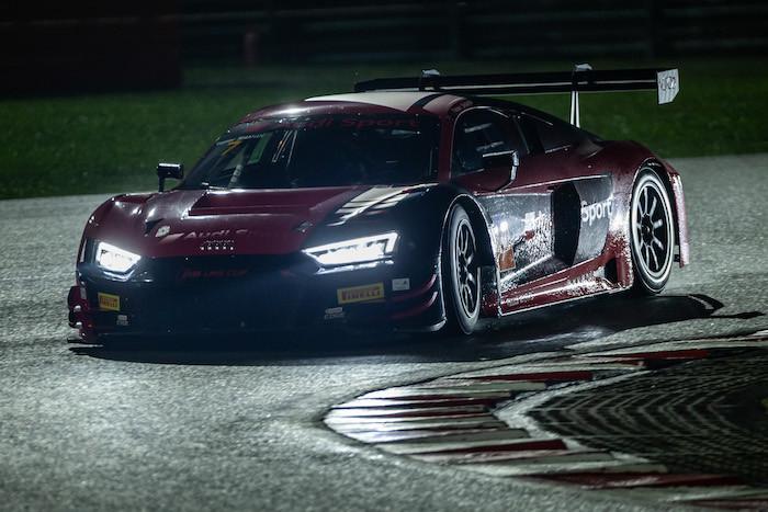 Audi Sport R8 LMS Cup 第9戦 ハリアント失速!! タイトル争いはシャヒンとアウの争いに。