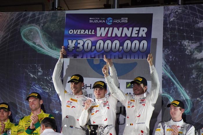 Audi Sport Team WRT 鈴鹿10時間