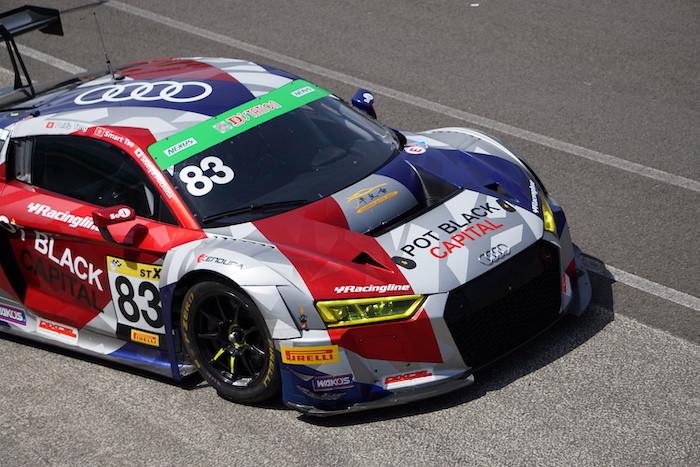 X Works Racingがスーパー耐久 2019で走らせるAudi R8 LMS