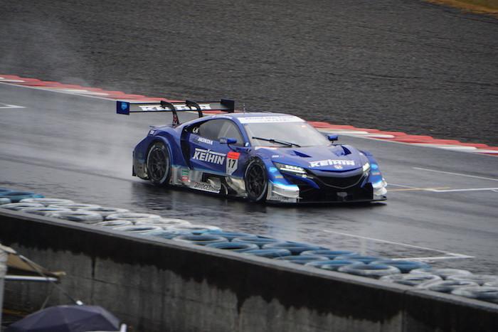 KEIHIN NSX-GT SUPERGT 2019 岡山国際サーキット